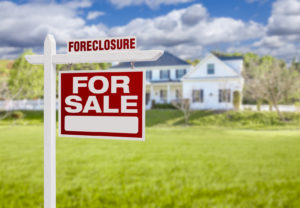 reverse mortgage foreclosure